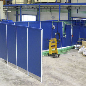 sound insulating partition