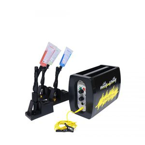 electrolytic weld cleaning machine / TIG / stainless steel