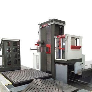 floor boring milling machine