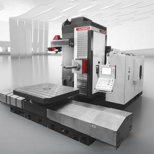 CNC boring milling machine