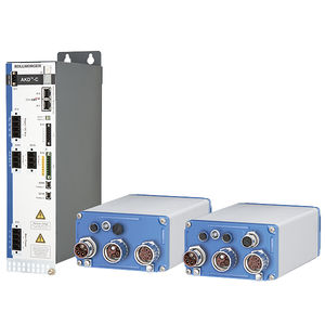 decentralized servo-amplifier / three-phase / multi-axis / EtherCAT