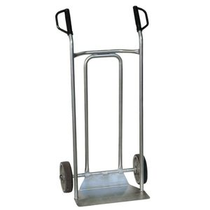 transportation hand truck / for food products / stainless steel
