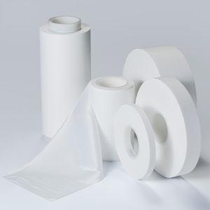 fiber filter medium / non-woven / air / liquid