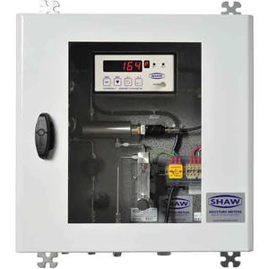 gas sampler / air / in-line / dew-point