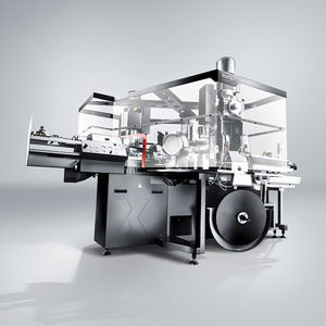 cable stripping and crimping machine / fully-automatic