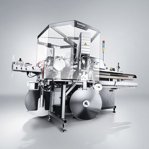 cable stripping and crimping machine / automatic