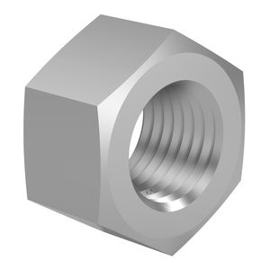 hexagonal nut / steel