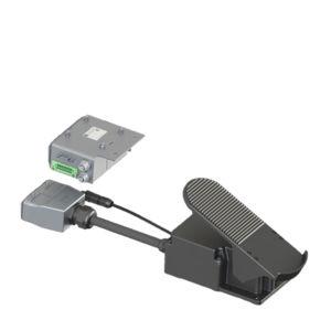 control pedal