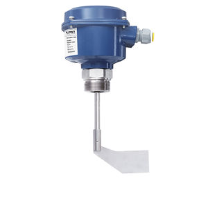 rotary paddle level switch / electromechanical / for solids / stainless steel