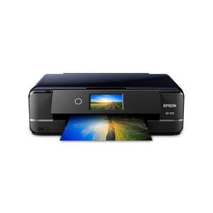 inkjet printer / desktop / compact / wireless