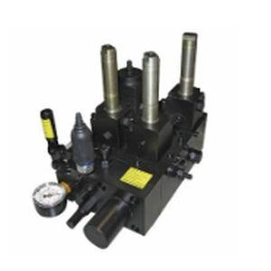 piston valve / hydraulic / pressure-control / temperature control