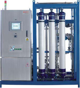 automatic ultra-filtration unit