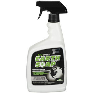 cleaning spray / degreasing / multi-use / biodegradable