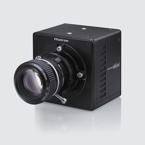 monitoring video camera / digital / full-color / CMOS