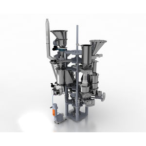 mixer-dispenser for the electronics industry
