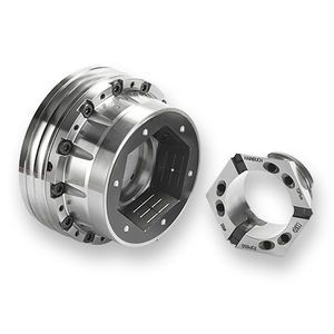 workpiece clamping chuck