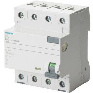 low-voltage residual current circuit breaker