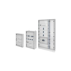 equipped electrical enclosure