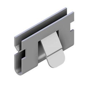 galvanized steel grounding clamp