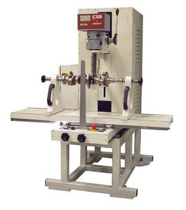 Rockwell hardness tester / floor-mounted / for crankshafts / automatic