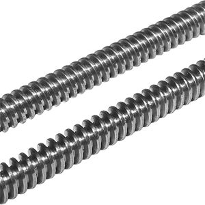 round-thread lead screw