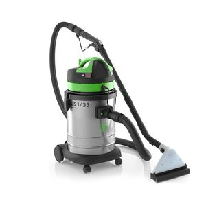 electric injection-extraction vacuum cleaner