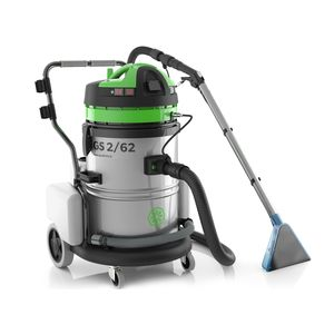 electric injection-extraction vacuum cleaner / 2-motor