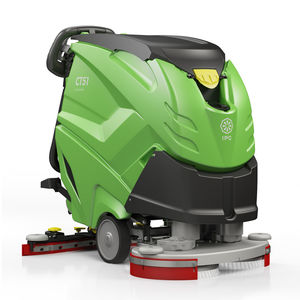 walk-behind scrubber-dryer / battery-powered / cable powered