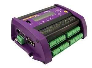 universal data-logger / RS-232C / with screen / intelligent