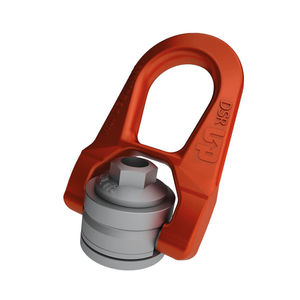double articulated hoist ring
