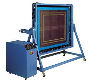 vacuum screen printing machine