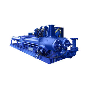 grease pump / hydraulic piston / self-priming / industrial