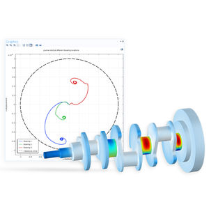structural analysis software / design / rotating machinery