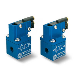 liquids and gase vacuum switch / differential / for pneumatic applications / miniature