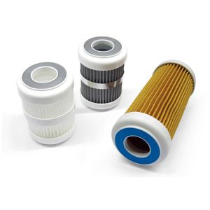 water filter cartridge / oil / dust / paper
