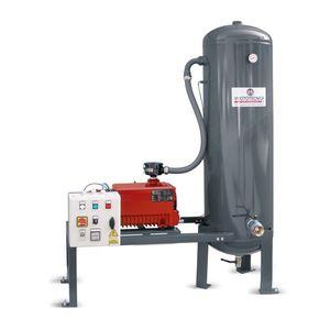 rotary vane pump vacuum unit