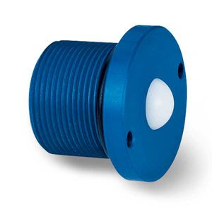 ball check valve / threaded / for vacuum / brass