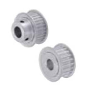 synchronous pulley / belt / aluminum