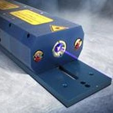 CW laser diode module / solid-state / infrared / visible