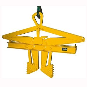 cylinder lifting clamp