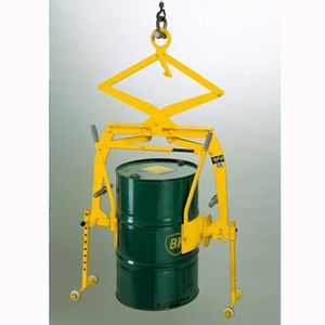 vertical lifting and turning clamp