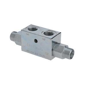 ball check valve / poppet / cartridge / flange