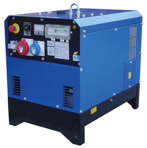 single-phase generator set
