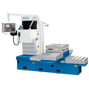 CNC boring and milling center