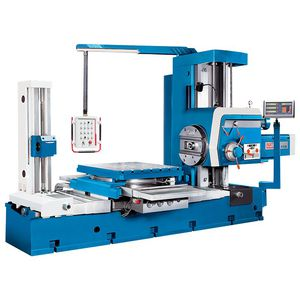 high precision drilling and milling machine