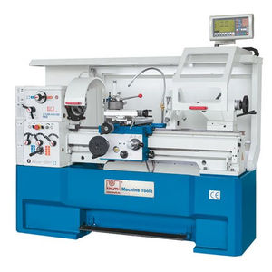 2-axis turning machine / universal / for large-diameter parts