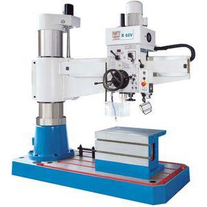 radial drilling machine / vertical / heavy-duty