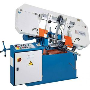 band saw / for metals / for plastics / fully-automatic