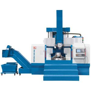 CNC lathe / vertical / 5-axis / high-precision