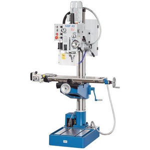 column type drilling and milling machine